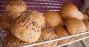 seaded bread rolls